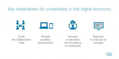 The role and opportunities for Universities in the Digital Economy | Edumorfosis.it | Scoop.it