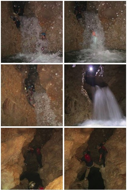 Cayo's Waterfall Cave | amazing travel culture | Scoop.it