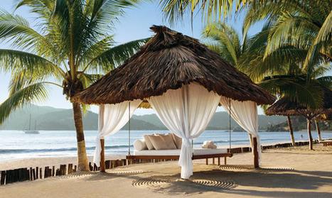 Découvrez un hôtel de luxe au Mexique, le Viceroy Zihuatanejo | DecoCrush blog déco, idées déco | décoration & déco | Scoop.it