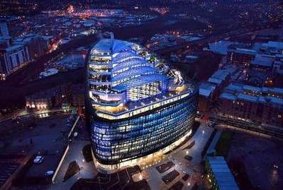 BREEAM: One Angel Square, Co-operative Group HQ, Manchester | Architecture | Scoop.it