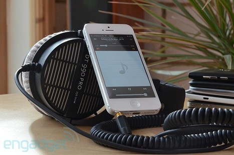 Smartphones for audiophiles: is the iPhone 5 more musical than its ... | iOS Lovers | Scoop.it