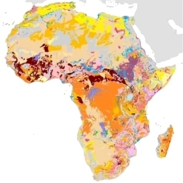 Soil Atlas of Africa | Agricultural Biodiversity | Scoop.it