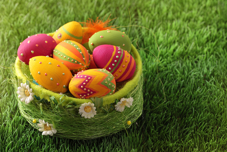 Six Strange Easter Traditions - James Candy Blog   James Candy Blog & Candies   Scoop.it