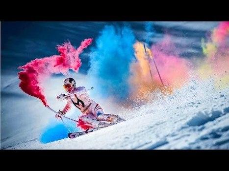 L'alpin en couleur avec Marcel Hirscher | Montagne TV | Scoop.it