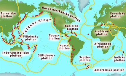 Vulkaner - Unga Fakta | Geografi | Scoop.it