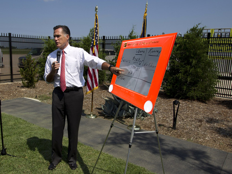 Following Akin Controversy, Romney Changes Position On Abortion | The Middle Ground | Scoop.it