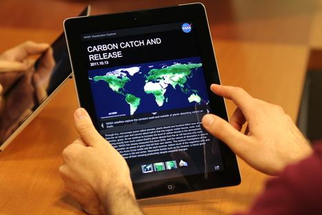 iPad Flips Learning Process - Guardian Express   Ipads inthe classroom   Scoop.it