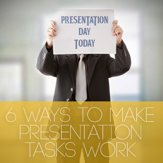 6 Ways to Make Presentation Tasks Work in Your Classroom   Reflections on Learning   Scoop.it
