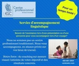 Service d'accompagnement linguistique | Web | Scoop.it