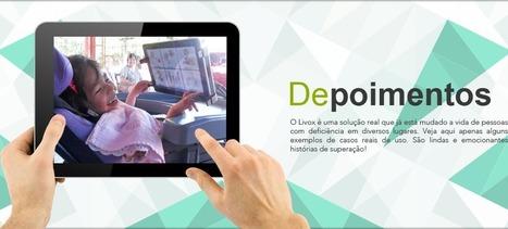 ::Livox, Comunicação Alternativa:: Liberdade em Voz Alta:: | Mobile Learning | Scoop.it