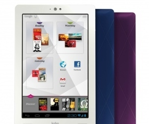 Kobo announces 7-inch Android tablet and two new e-readers ahead of Amazon's Kindle event | LibraryLinks LiensBiblio | Scoop.it