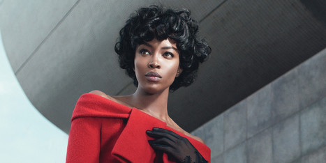 Naomi Campbell Stuns As Michelle Obama In W Magazine Spread (PHOTOS) - Huffington Post | trackingnews | Scoop.it