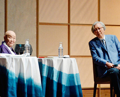 Cultural giants sing praises of new generation of student activists | The Asahi Shimbun | Kiosque du monde : Asie | Scoop.it