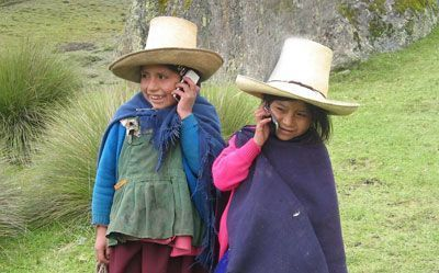 Hacia una antropología digital en los Andes peruanos: teorías y estudios | Sánchez Dávila | | Comunicación en la era digital | Scoop.it