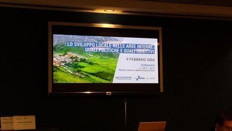 Sviluppo locale nelle aree interne: ruolo e obiettivi della cooperazione   Conetica   Scoop.it