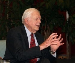 Ex-US president Jimmy Carter comes out against Keystone XL | Sustain Our Earth | Scoop.it