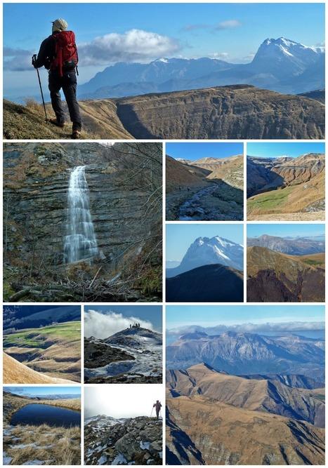 Escursioni nelle Marche: La valle del Castellano - Monti della Laga | Le Marche un'altra Italia | Scoop.it