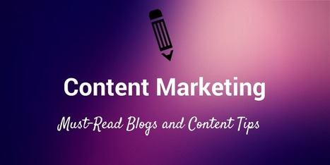 34 Must-Read Blogs for the Latest on Content Marketing | Google Plus and Social SEO | Scoop.it