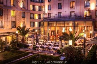 Les Terrasses de l'Hôtel Du Collectionneur - Sortiraparis | Les bons plans de Princess Zaza | Scoop.it