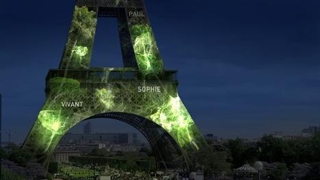 One Heart One Tree, une œuvre d'art numérique pour reboiser la planète - Tech - Numerama | 1 Heart 1 Tree - COP21 | Scoop.it