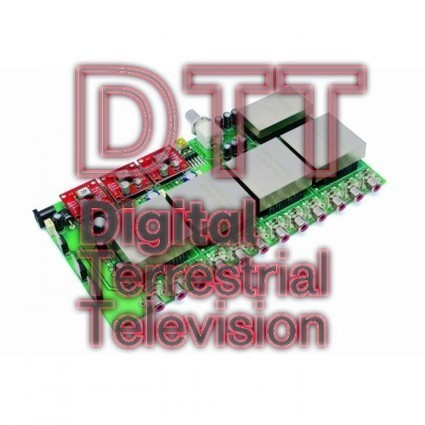 Using DTT to create your own TV transmitter | Hobbyes Radio, electronics, robot and DIY | Scoop.it