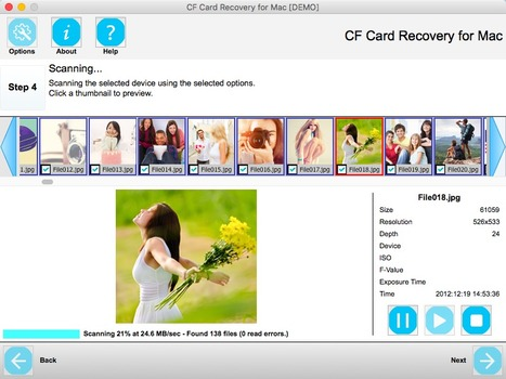 CF Card Recovery for Mac v5.1.4.3 | cfcardrecovery | Scoop.it