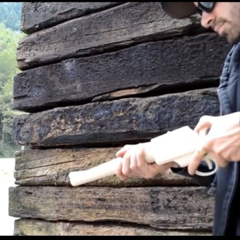 First 3D-Printed Rifle Successfully Fires 14 Shots | ApocalypseSurvival | Scoop.it