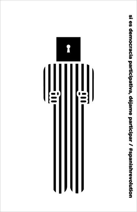Diseño gráfico para la Spanish Revolution y el movimiento 15M | Experimenta en las acampadas | Experimenta | Noticias de diseño gráfico | Scoop.it