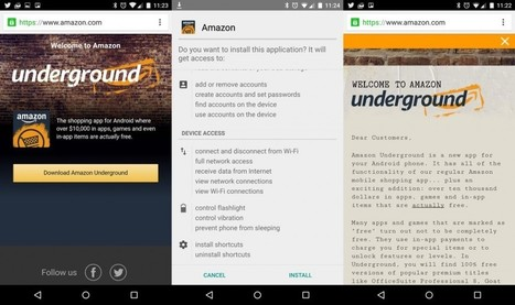 What is Amazon Underground? | Ebook and Publishing | Scoop.it