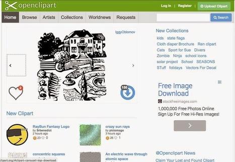 4 Webs de iconos e ilustraciones gratis para tus proyectos | Creación y gestión de Aplicaciones Web & Móvil | Scoop.it