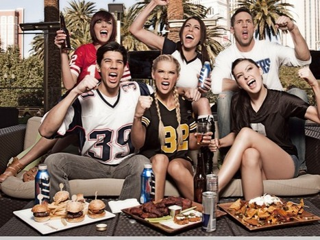 Las Vegas; The Perfect Place to Watch the Super Bowl   Bachelor Party Planners of Las Vegas   Scoop.it