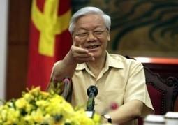 Vietnam's Communist Party leader to meet with Obama in Washington   The Heralding   Current Politics   Scoop.it