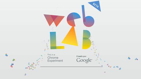 Regalamos dos tarjetas para la experiencia Chrome WebLab|Tago Art work | Noticias y concursos | Scoop.it