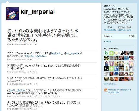 Un soldat tweete de Fukushima : « Ce qui doit arriver arrivera » | Rue89.com | Japon : séisme, tsunami & conséquences | Scoop.it