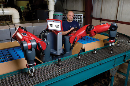 Rethink Robotics is Freeing Next Gen Robots from their Cages | Robotics in Manufacturing Today | Scoop.it