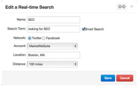 How to Reach Beyond Your Existing Followers to Find Leads on Twitter | MarketingHits | Scoop.it