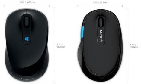 Microsoft présente deux souris conçues pour Windows 8   Geeks   Scoop.it