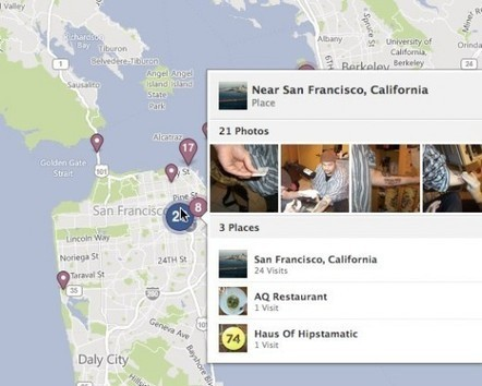 Facebook Shares The Most Social Places in the World | Social on the GO!!! | Scoop.it