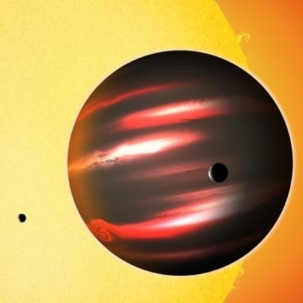 En direct de la planète sombre | C@fé des Sciences | Scoop.it