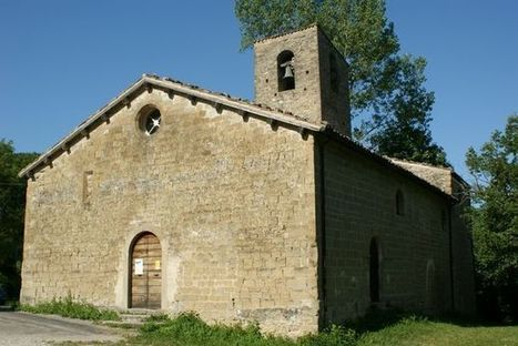 Chiesa di San Lorenzo in Vallegrascia | Le Marche un'altra Italia | Scoop.it