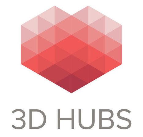 3D Hubs | Cabinet de curiosités numériques | Scoop.it