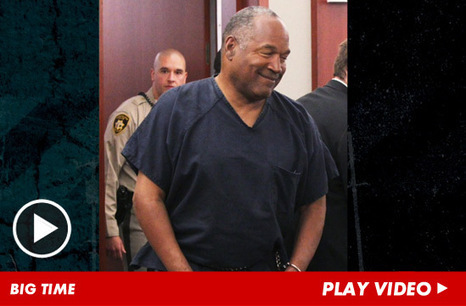 OJ Simpson -- I'm HUGE in Prison - TMZ.com   Juvenile Justice   Scoop.it
