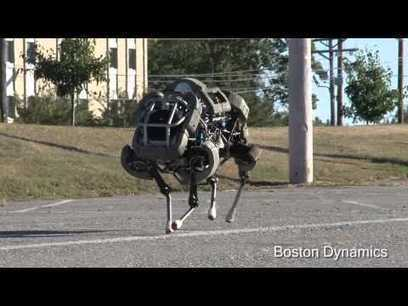 What The Heck Will Google Do With These Scary Military Robots? | Business Video Directory | Scoop.it