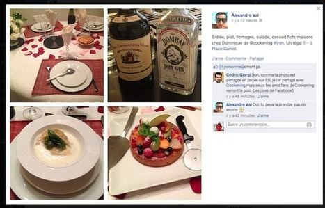 Facebook inclut les j'aime de Instagram dans les photos | boumediene ahmed | Scoop.it