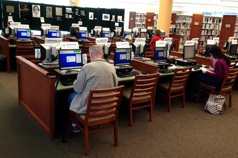 South Shore library changes mission to reflect changing times | Bibliolecture | Scoop.it