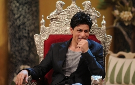 Bollywood Star Shah Rukh Khan: 'It's Good to See Hollywood ...   Bollywood   Scoop.it