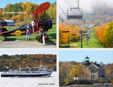Leaf-Peeping Journeys on Land, Air, & Sea | Road Tripping | Scoop.it