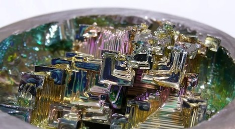 How To Grow Your Own Beautiful, Complex Crystals In Your Kitchen | Artdictive Habits : Sustainable Lifestyle | Scoop.it
