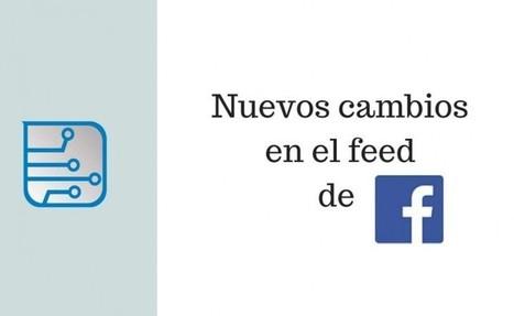 Facebook cambia de nuevo el algoritmo para mostrar contenido en nuestro perfil   Marketing en la Ola Digital   Scoop.it