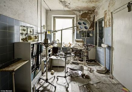 These Urban Exploration Photos Are Totally Worth Getting Caught - DIY Photography | Modern Ruins | Scoop.it